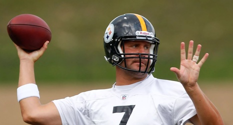 4bf2d613d7f Steelers OTAs Recap Day 6  Offense missing pieces