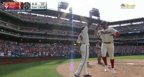 Cabrera Caps Sweep With Soaring Go Ahead HR