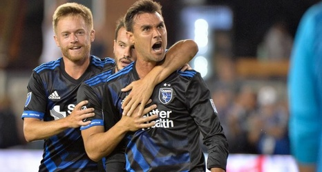 NEWS ARTICLES: Chico State alumnus, Earthquakes striker