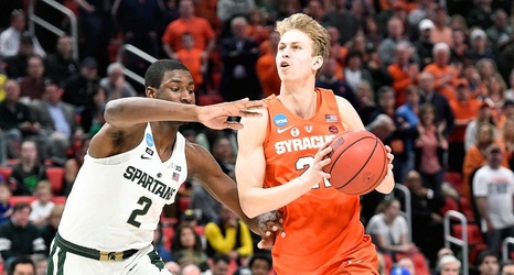 Syracuse Basketball Box Score Vs Michigan State Ncaa Tournament