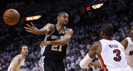 Tim Duncan and the Spursiest