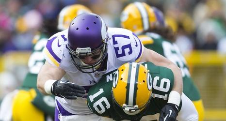Jacksonville Jaguars Sign Former Vikings Linebacker Audie Cole - Audie cole