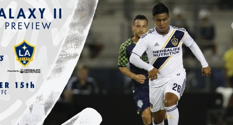 Match Preview: LA Galaxy II search for three points on the