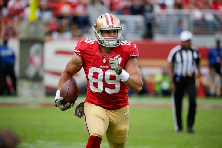 Steelers get tight end Vance McDonald in trade with 49ers