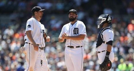Detroit Tigers' Michael Fulmer, Nick Castellanos swirling in trade