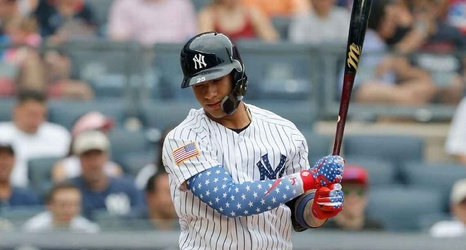 the latest 24377 7cdd1 Yankees put Gleyber Torres on DL with hip strain