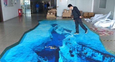 3d Floor Graphics To Your Home