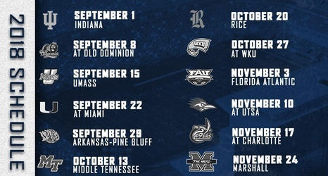 Search Results For Fiu Announces 2018 Football Schedule Bcitc Org