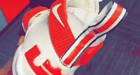 Ohio State May Wear New LeBron Cleats For Saturday s Game Against Oklahoma d71bc774b