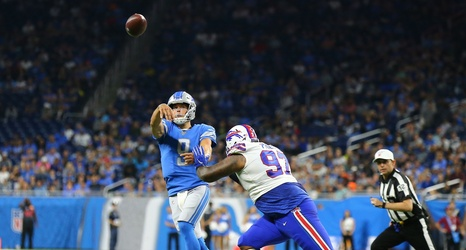 Detroit Lions: 53-man roster projection prior to preseason