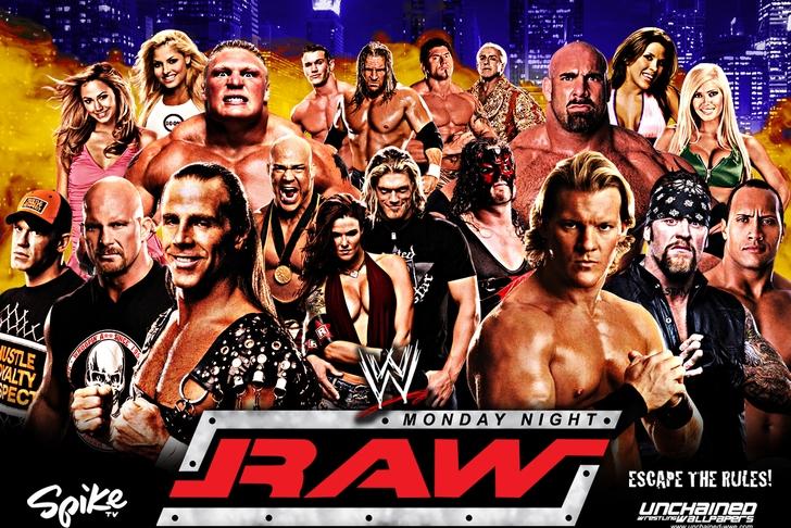 wwe monday night raw free online
