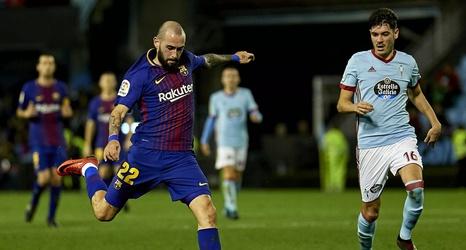 Fc Barcelona News 5 January 2018 Barcelona Draw With Celta Vigo Yerry Mina Transfer Close