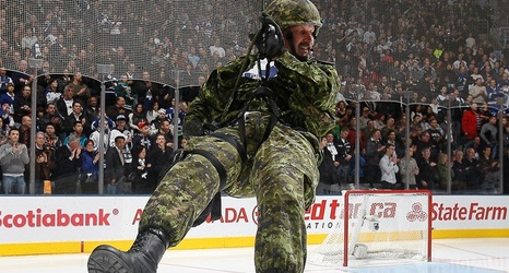 canadian armed forces pictures