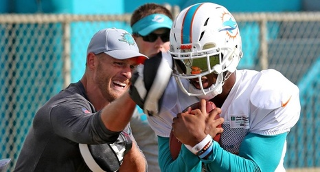 pretty nice 454e8 5ca3b Dolphins are likely hitting the road again for training camp. Here are the  details.