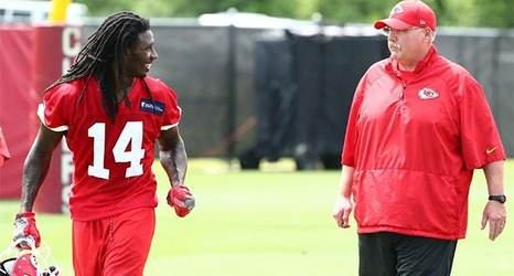 best service 3a366 25067 On and Off the Field, Sammy Watkins Is Loving His Decision ...