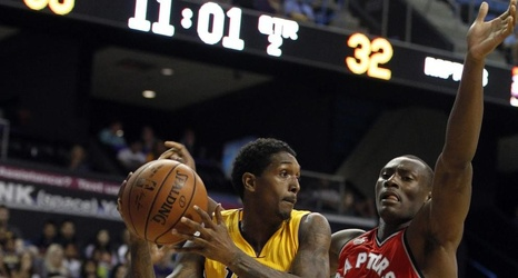 fd884b6d8471 Lou Williams not sore at Raptors