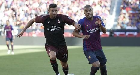Milan Steals Last Second Win Vs Barcelona In 2018 Icc