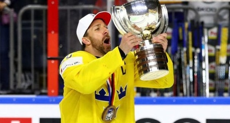 Henrik Lundqvist S Brother Headlines Sweden Olympic Hockey Team