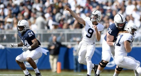 Parsons debuts, a surprise TD, and more highlights from Penn State's  Blue-White Game | Centre Daily Times