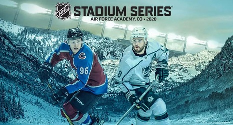 Stadium Series Confirmed Los Angeles Kings Confirmed As Avalanche