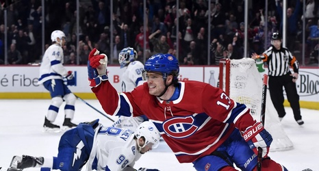 Canadiens vs  Lightning game recap: Habs stay alive with 4-2 victory