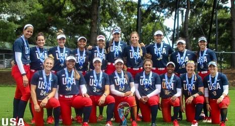United States women's national softball team