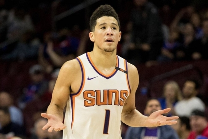 Phoenix Suns' Devin Booker wins National Basketball Association 3-Point Contest 2018