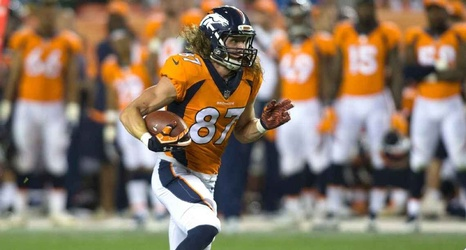 Broncos depth chart at qb suddenly siemian sloter and sunshine