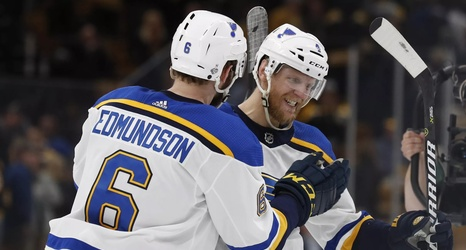 Nhl Postseason Caterwaul Blues And Bruins Get Back After It Tonight