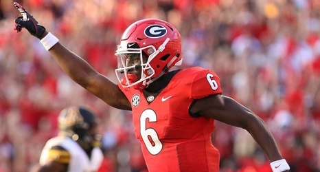 Javon Wims reflects on career at Georgia, looks forward to NFL Draft