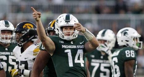 Michigan State Football Schedule 2018 Start Times Tv Guide