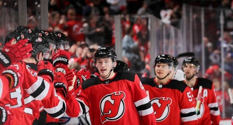 new arrival a457c ddaa6 2019 NHL Draft Lottery: Devils Get No. 1 Pick, Full Results ...