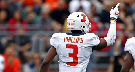 sale retailer f3a9d e1373 Del'Shawn Phillips signs as undrafted free agent with the ...
