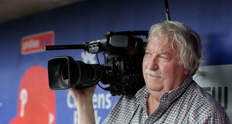 The Phillies' 'Video Dan' Stephenson is the man who's seen it all