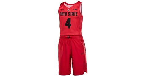 Nike Unveils New Ohio State Basketball Uniforms For The Phil Knight  Invitational
