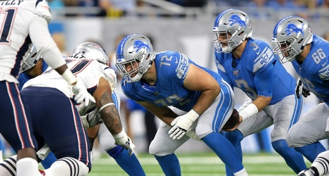 Detroit Lions Week 4 roster bubble watch: Big shifts on offense