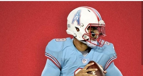 promo code 014c8 90ba9 MCM Poll: Should the Titans wear the Houston Oilers ...