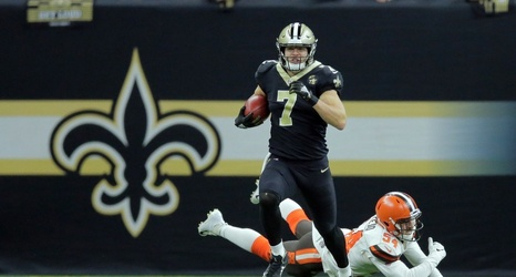 Using Taysom Hill as kick returner  a no-brainer  for New Orleans Saints 09713d8dd