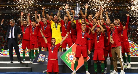 Uefa Nations League Draw Euro 2016 Finalists Portugal France Paired Together