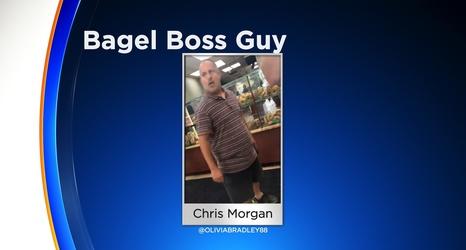 Former Phillie Lenny Dykstra Facing Viral Bagel Boss Guy In