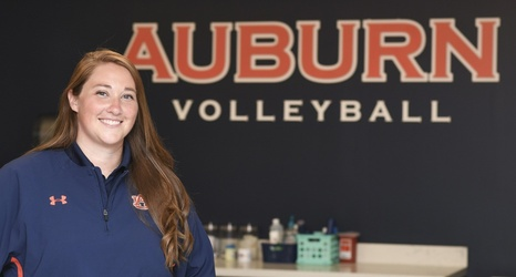 My story could help other people': Auburn athletic trainer