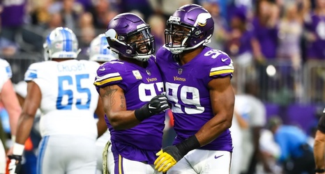 Vikings 53 Man Roster Projection Puts 10 On Offensive And
