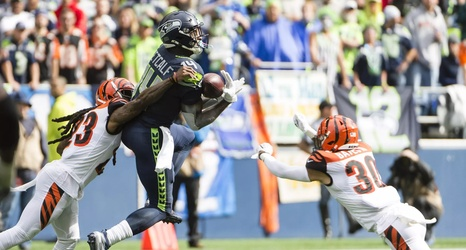 Century Links 9/9: Seahawks Hold On to Win over Bengals