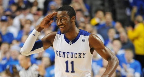online retailer 157b1 d67e9 Calipari hopes John Wall starts a path for one-and-dones in ...