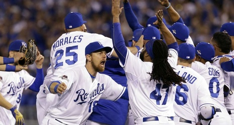 Royals Go With Same Roster For ALCS