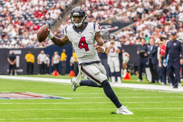Watson leads Texans to win in first career start