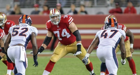 49ers Depth Chart 2017 Are They Better Worse Or The Same On Offensive Line