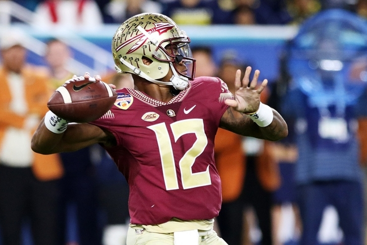 FSU's Deondre Francois No Longer Being Investigated For Domestic Violence