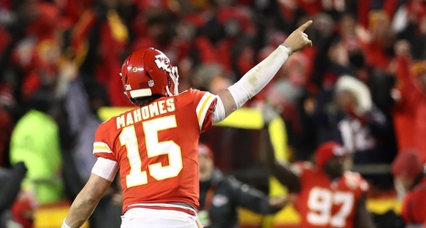 Patrick Mahomes has a great shot at the cover of Madden NFL 20