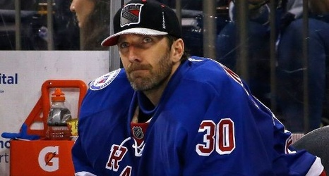Rangers Goalie Henrik Lundqvist Sidelined By Lower Body Injury